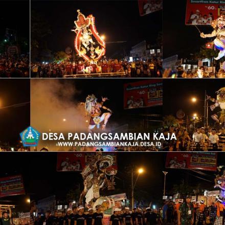 Album : Parade Ogoh-ogoh Desa Padangsambian Kaja